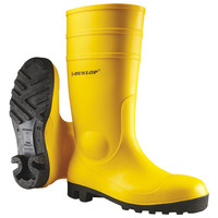 Stiefel Protomaster, S5, Gr. 42, gelb