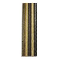 CLAIREFONTAINE Rouleau de papier cadeau Premium 80g pelliculé - Collection Max et moi Format 2x0,70m