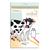 AVENUE MANDARINE Book 24 feuilles format 21 x 34cm à colorier Graffy Color, Maman/bébé La ferme