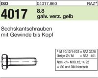 ISO4017 M4x30