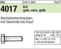 ISO4017 M3x12