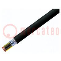 Vodič; 2YSLCYK-JB,ÖLFLEX® SERVO; licna; Cu; 3x10mm2+3G1,5mm2; PVC