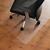 Cleartex Ultimat Chair Mat For Hard Floors 1200x1340mm Clear Ref FC1213420ERA