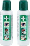 Artikeldetailsicht CEDERROTH Augenspülung 2x500ml Flaschen