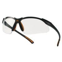 Schutzbrille Sprint klar antikratz sportliches Design EN 166 PC