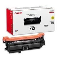CANON Cartouche Laser Jaune 732Y 6260B002