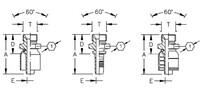 AEROQUIP 1S16BP16