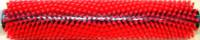 Schrubbwalze hart rot für Lindhaus LW 38 pro
