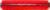 Schrubbwalze hart rot für Lindhaus LW 30 pro