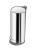 Tret-Abfallsammler, Hailo ProfiLine Solid Design L, Edelstahl, 24 Liter, Inneneimer: verzinkt Bild 1