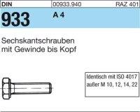 DIN933 M27x110