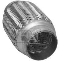Flexrohr, Abgasanlage (Länge 101,6mm, Ø 45,5mm, Rohrverbinder Flexibel )