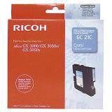 Ricoh Regular Yield Print Cartridge Cyan 1k Origineel Cyaan 1 stuk(s)