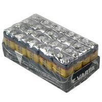 Bildbeschreibung zu Varta Batterie Longlife Extra 4122 9,0Volt Block 6AM6 420mAh AlMN im 20er Vorteilspack