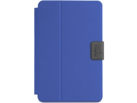 "SafeFit Rotating Case, Blue Universal 7-8"" Tablet Tablets"