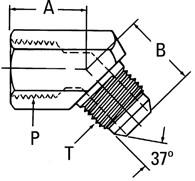 AEROQUIP 2044-12-12S