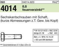 ISO4014 M10x70