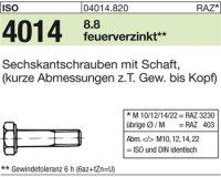 ISO4014 M10x80
