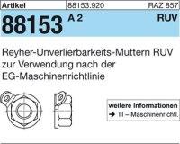 RUV-Muttern M10