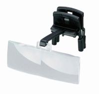 Clip-on magnifiers laboCLIP Type labo-clip Description binocular Working Distance 180 mm Magnification 2.5x/5.0dpt