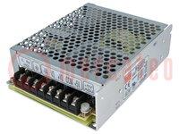 Tápegység: impulzusos; modul; 65W; 5VDC; 129x98x38mm; 15VDC; -5VDC