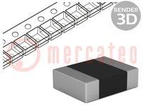 Condensador: cerámico; MLCC; 10uF; 50V; X7R; ±10%; SMD; 1210