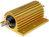 Resistor: bobinado; con radiador; atornillado; 2Ω; 200W; ±1%