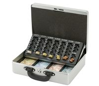 Cash Box with Euro Counting Tray 3 30x24,5x9,3