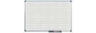 Whiteboard Office, Grid 10/50, 60 x 90 cm