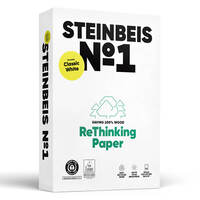 Kopierpapier Steinbeis Vision ClassicWhite DIN A4 Recycling