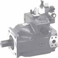 Bosch-Rexroth A4VSO125HS/30R-PPB13N00