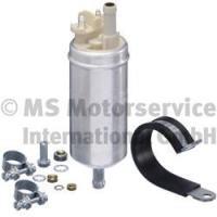 Kraftstoffpumpe (Druck [bar] 0,15bar, D1 8mm, Länge 133,5mm, Stromstärke bis 2,05A, Spannung 12V, Ø 38mm, D2 8mm, Druck [psi] 2,18psi ) für AUDI