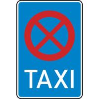 Modellbeispiel: VZ Nr. 229 (Taxenstand)