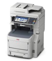 OKI Farbmultifunktionsdrucker MC780dfnvfax Bild 1