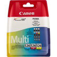 Canon CLI-526 C/M/Y Farbtinte Multipack
