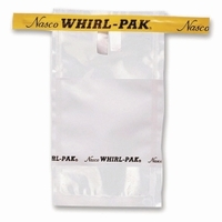 5441ml Sample bags Whirl-Pak® PE sterile Dimensions (D x W) 380 x 508 mm Thickness 0,102 mm Description with write-on la