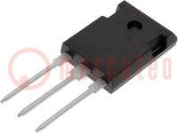 Transistor: PNP; bipolaire; Darlington; 100V; 10A; 125W; TO247-3