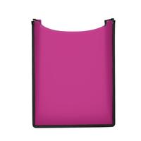 Heftbox Flexi transluzent, pink