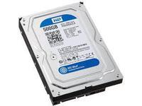 """WD Caviar Blue 500GB 7200RPM32MB Cache 3,5"""" SATA III 6Gb/s"""