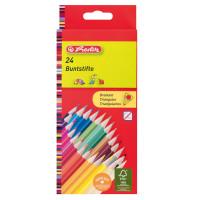 Farbstift, 2,5mm, 24 unterschiedliche Farben
