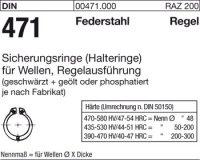DIN471 - 122x4
