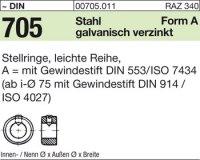 Stellringe A6x12x8