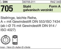 Stellringe A5x10x6