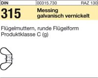 DIN315 M10