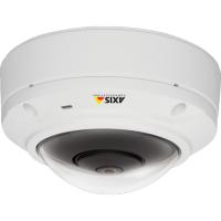 Axis M3037-PVE IP-beveiligingscamera Buiten Dome Plafond/muur 2592 x 1944 Pixels