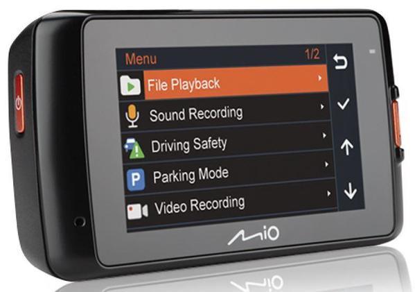 MIO MiVue 608 DRIVE RECORDER autós kamera - MiVue 608