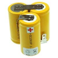 AccuPower akkumulátor kézi porszívó 3,6 Volt, 2000mAh
