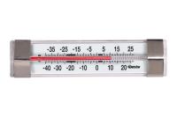 Tiefkühl/Kühlschrank-Thermometer, Temperaturmessbereich: -40 °C bis +25 °C