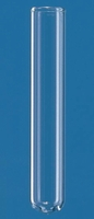 11ml Centrifuge tubes AR-GLAS® ungraduated rimless Ext. diam. 16.5 mm Height 98 mm Wall thickness 1 mm Base cone-pointed