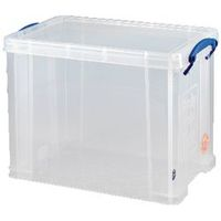 Really Useful Boxes Archiefboxen UB19LC A4 Transparant plastic 19,0 l
